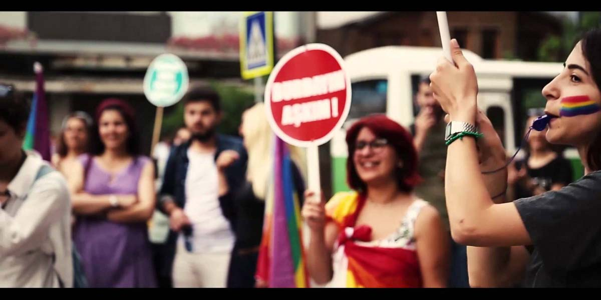 Mersin, Onur Haftası'na ikinci kez ev sahipligi yapacak