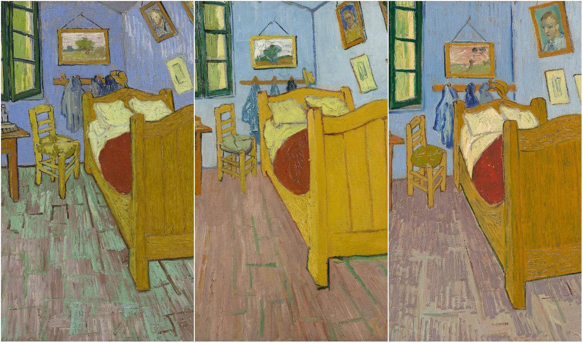 Van Gogh'un unlu tablosunun icinde bir gece3