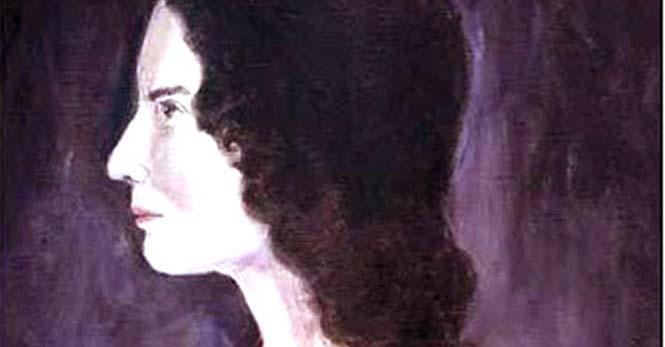 Emily Bronte- Kaynak: Bronte Parsonege Museum sitesi