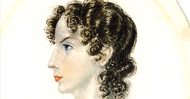 Anne Bronte- Kaynak: Bronte Parsonege Museum sitesi