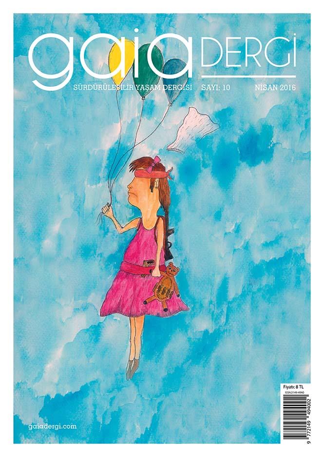 gaia dergi 10. sayı cocuklar