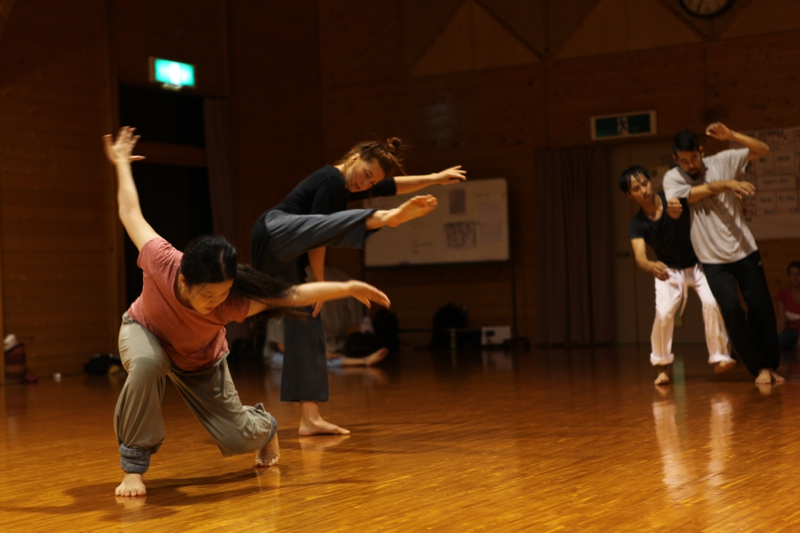 i-Dans Japonya Uluslararası Kontak Doğaçlama Festivali