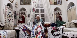 İşlemeleriyle ölümsüzleşen kadın: Basma sanatının son ustası Nasra teyze de gitti