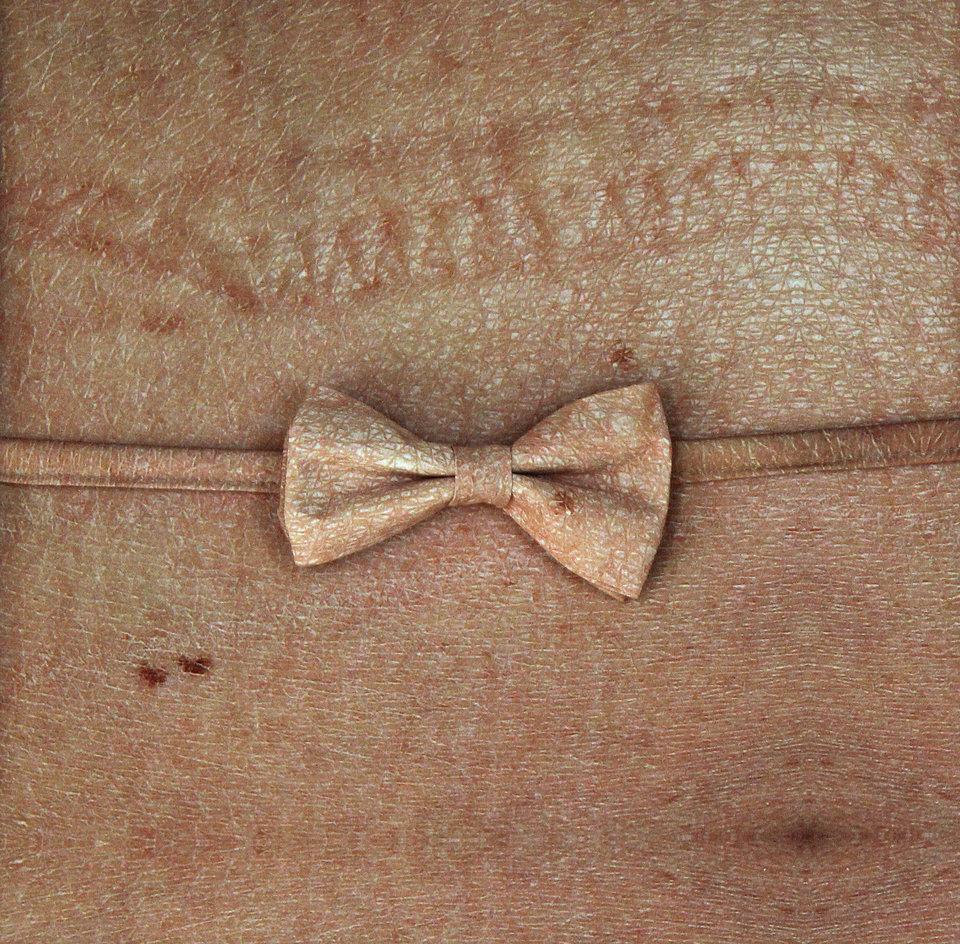 CHIKA MODUM Familiar, 2015. Digital print on silk and cotton fabric, thread, Velcro, 19.7 x 19.7 in. (50 x 50 cm).