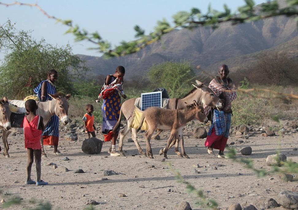 Resimler Green Energy Africa web sitesinden alınmıştır.