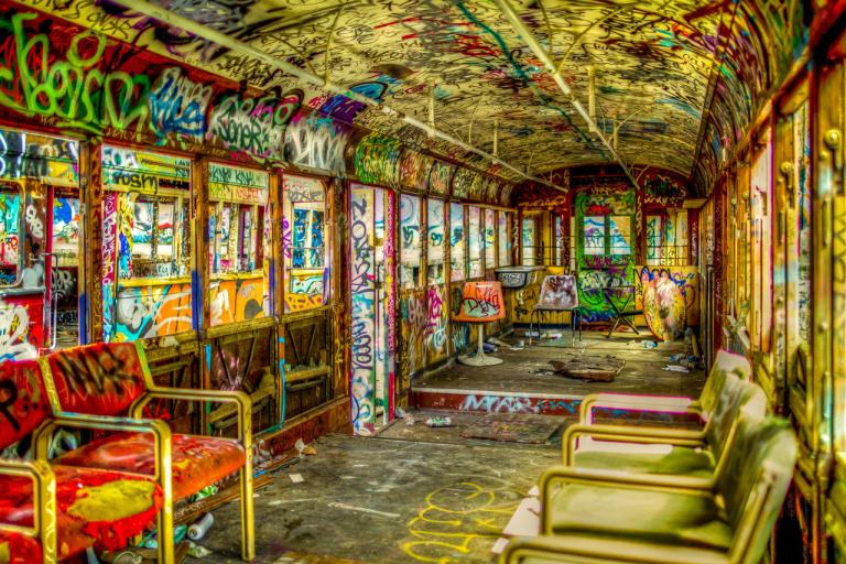 Glebe Tramvay Hangarı - Sidney, Avustralya 2