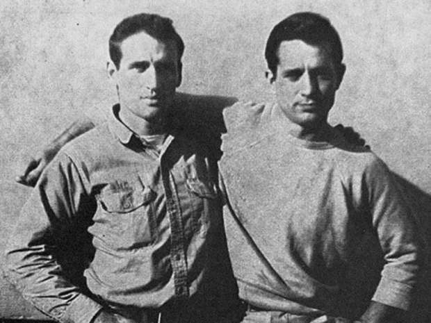 Neal Cassady, Jack Keoruac