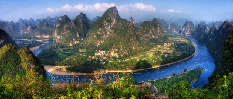 Li Golu - Guilin, Çin