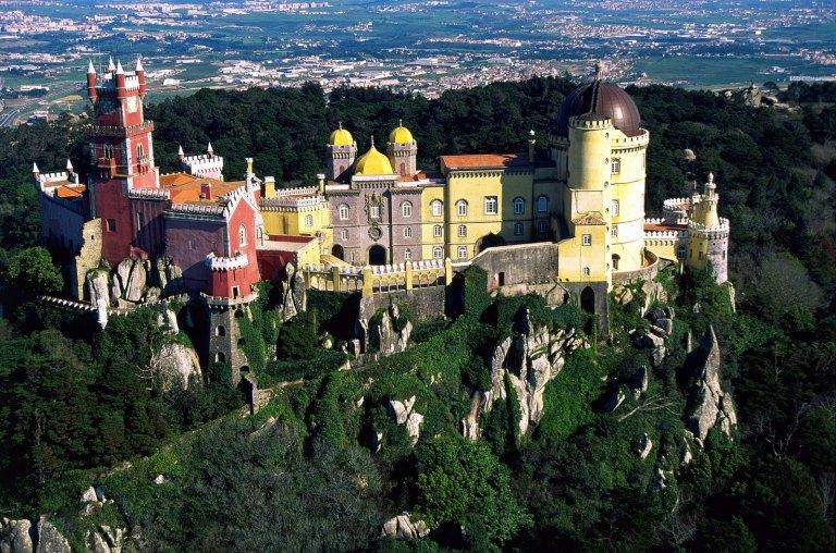 Pena Sarayı – Sintra, Portekiz 6