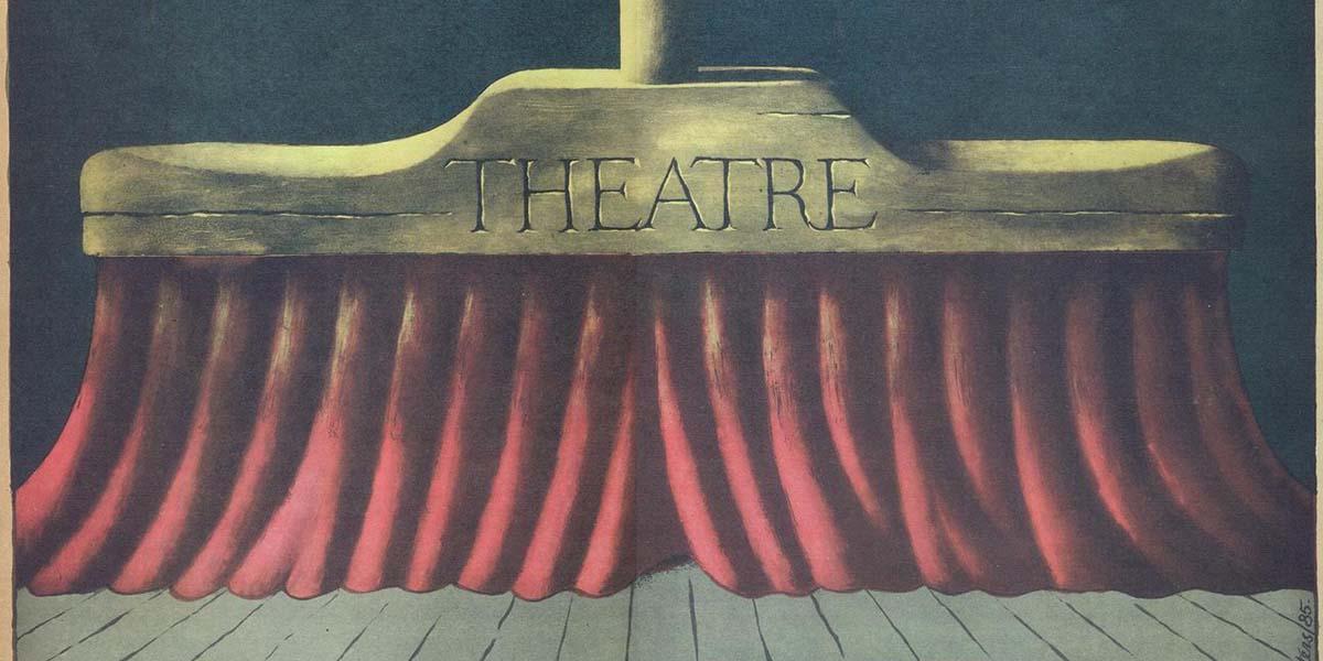 Tiyatro sahneleri
