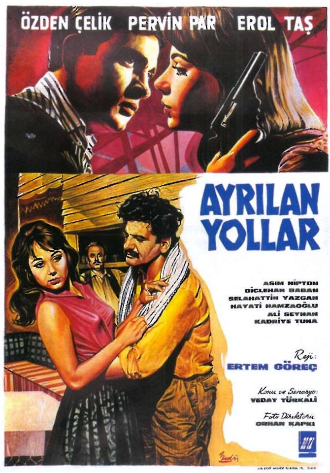 AYRILAN YOLLAR