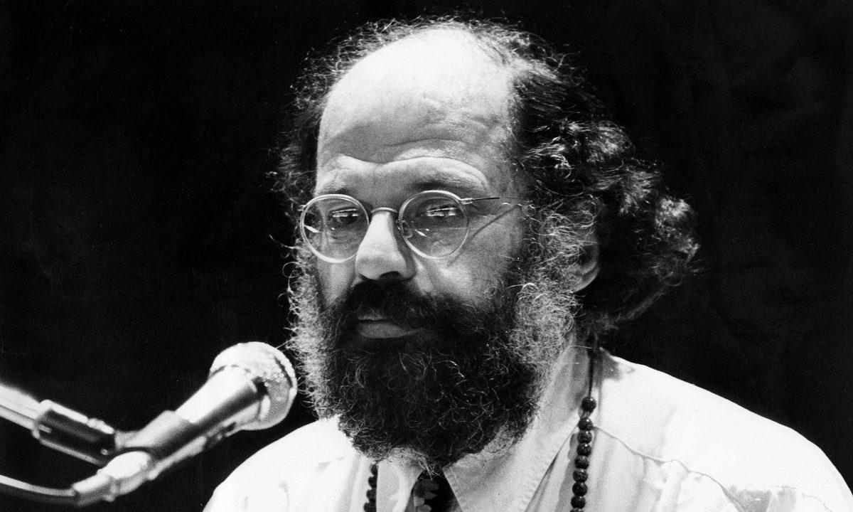 Allen Ginsberg-1
