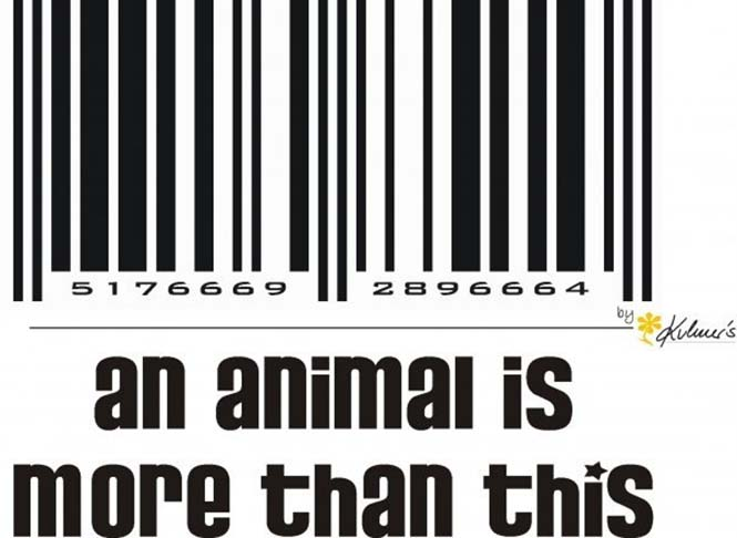an animal is more than this