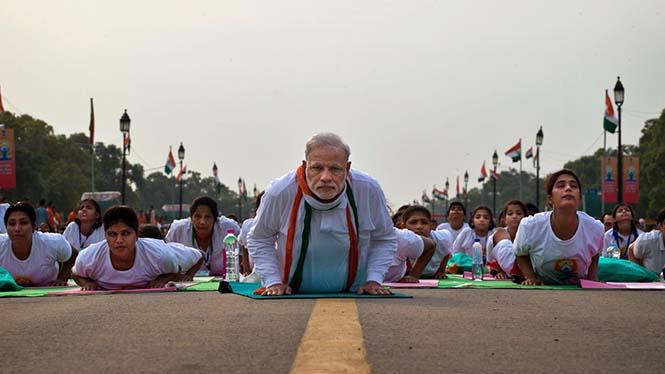 dunya yoga gunu hindistan