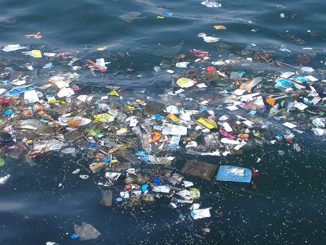 istanbul denizde atiklarimiz