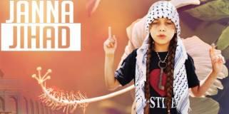 Sesi Batı Şeria'dan tüm dünyaya yayılan bir çocuk: Janna Jihad janna jihad