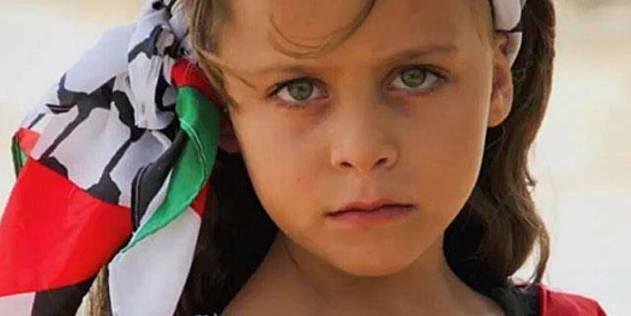 Sesi Batı Şeria'dan tüm dünyaya yayılan bir çocuk: Janna Jihad janna jihad gazeteci 1 1