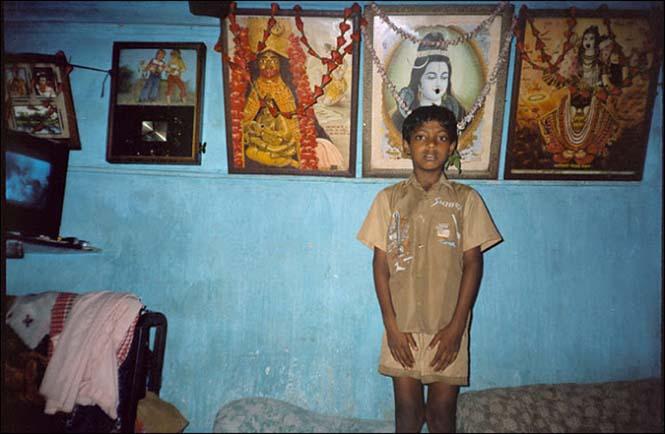 Genel evde doğmak; Kalküta'nın çocukları