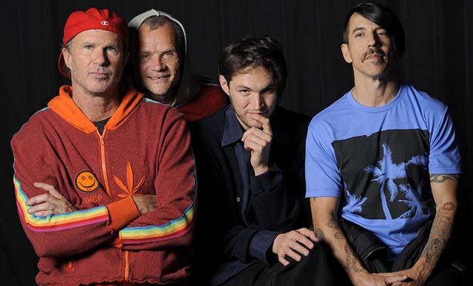 red hot chili peppers grup