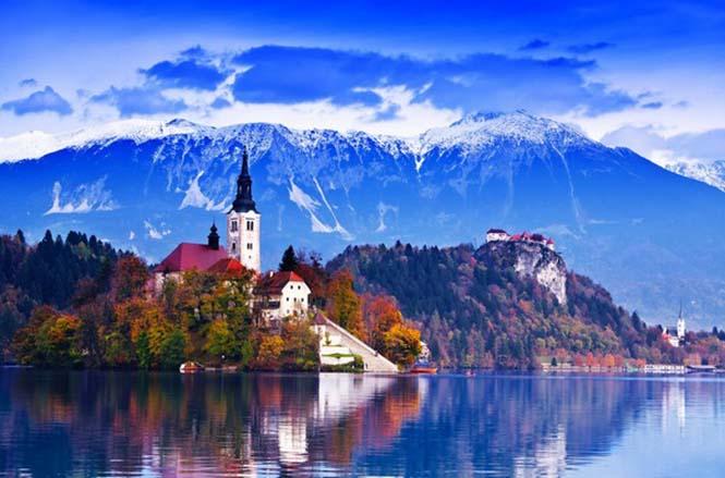 10. Slovenya