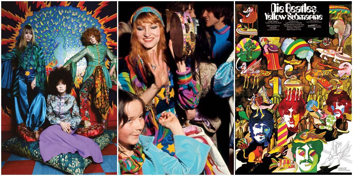 psychedelic sanat
