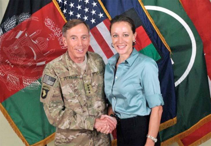 David Petraeus  Dünyanın unutmayacağı 32 siyasi skandal David Petraeus