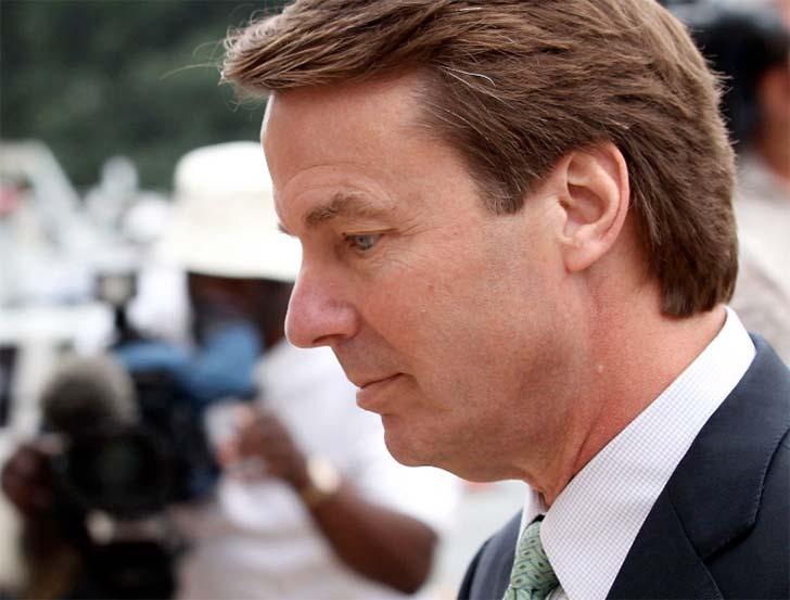 John Edwards  Dünyanın unutmayacağı 32 siyasi skandal John Edwards