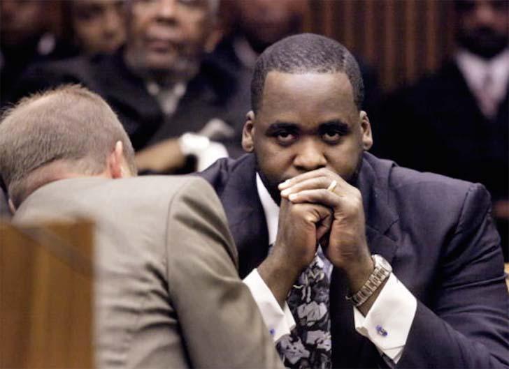 Kwame Kilpatrick  Dünyanın unutmayacağı 32 siyasi skandal Kwame Kilpatrick