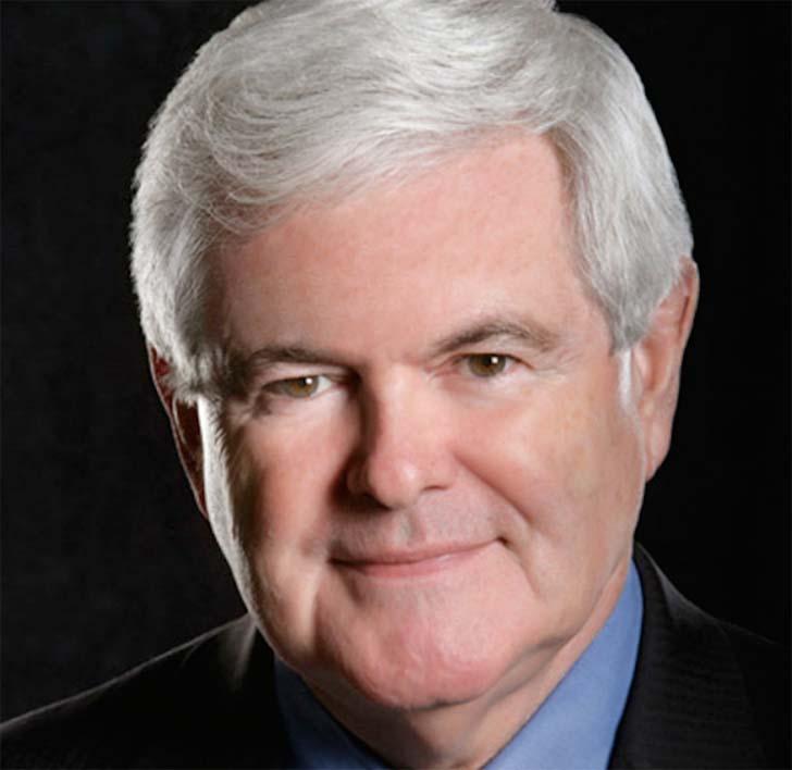 Newt Gingrich  Dünyanın unutmayacağı 32 siyasi skandal Newt Gingrich