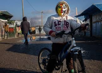 Yersizliğin konteyner yüzü: Calais Jungle