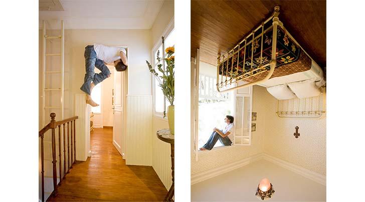 2010, Yukarıda/ Yatak odası