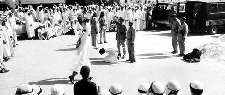 prensesin-olumu-filminden  Prensesi taşlamak: Mishaal bint Fahd prensesin olumu filminden
