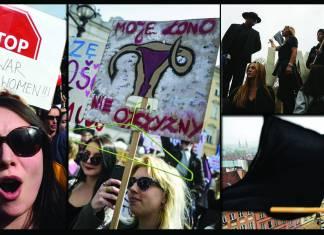 Polonya'da erkeklerin kadınlara yönelik saldırısı geri püskürtüldü