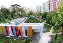Türkiyenin ilk ekolojik çocuk yuvası Kadıköy'de açıldı