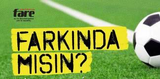 Futbolda ayrımcılığa ve cinsiyetçiliğe karşı eylem haftası