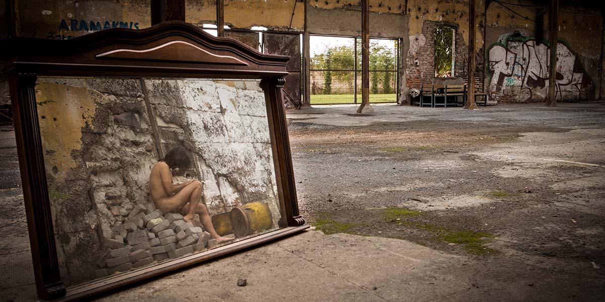 Fotoğrafta erkek hegemonyasına karşı bir duruş: Kadın gözüyle erkek bedenine bakmak kadıNgözÜyle