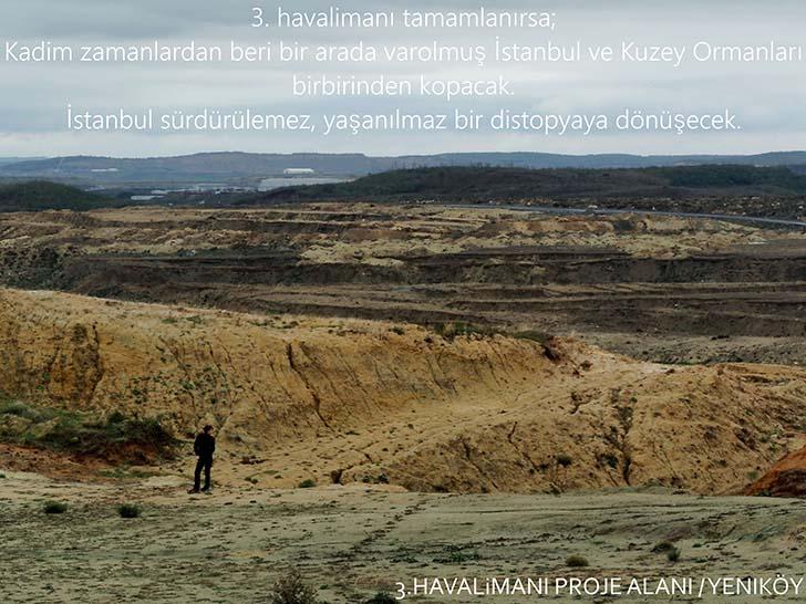 """Distopyaya hoşgeldiniz: """"Yeni İstanbul"""""""