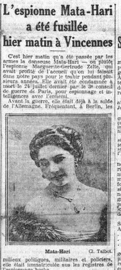mata-hari  Tarihin unutulmaz kadını: Mata Hari mata hari