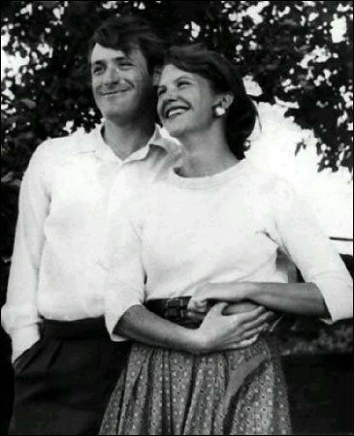 Ted Hudges, Sylvia'nın hayatını adadığı aşkı