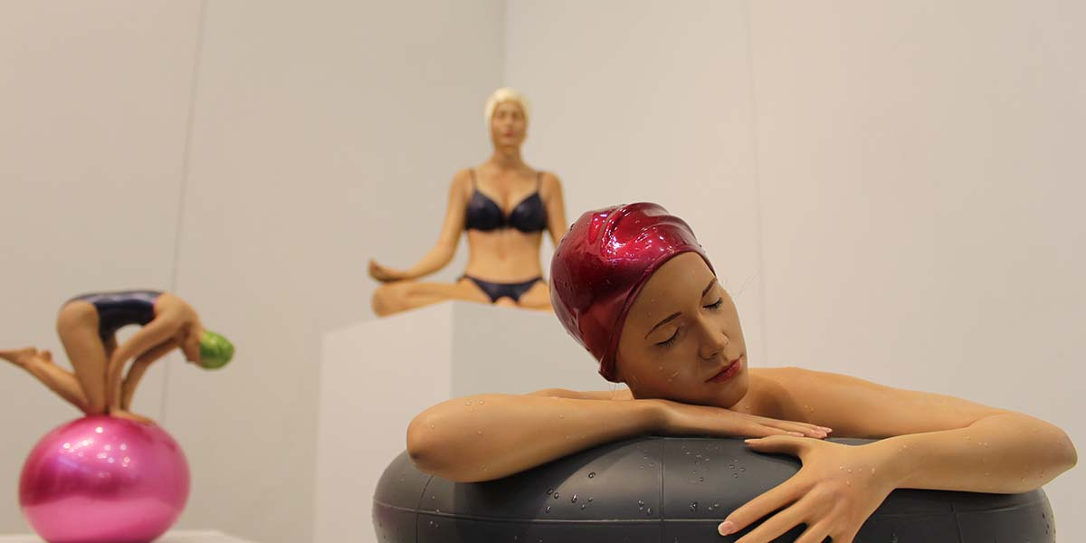 Bugünlerin ilacı sanat: Contemporary İstanbul