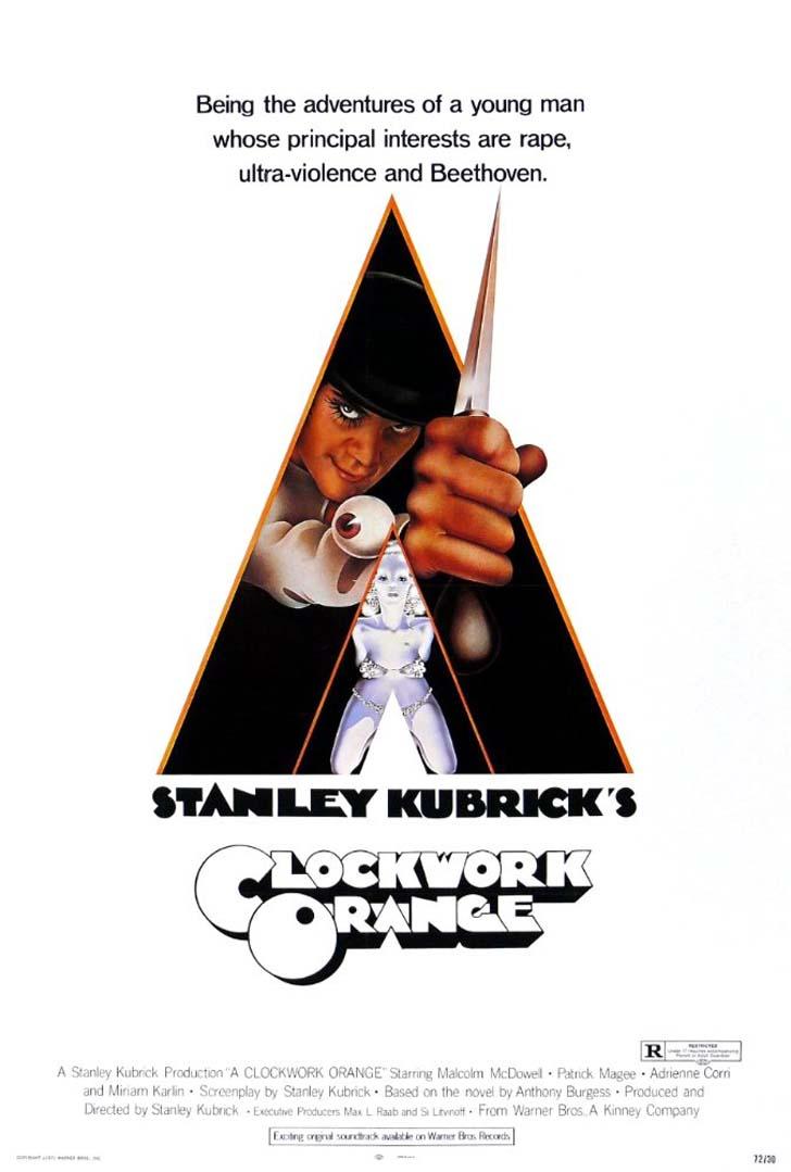 """Stanley Kubrick'in """"Otomatik Portakalı""""ndan sonra Londra nasıl değişti?"""