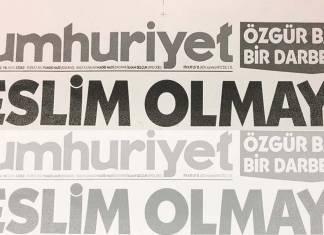 Cumhuriyet'e baskıya son verin: Yavuz Yakışkan serbest bırakılsın Yılgınlık yok, direniş var: Özgür basın susturulamaz