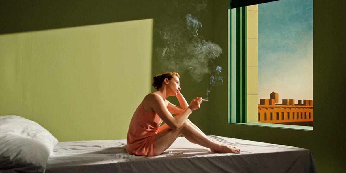 Edward Hopper'ın hafızalara yer eden eserlerinin sinemaya uyarlamaları