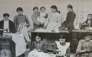Urfa'nın Cibin Köyü'ne emanet edilen 30 Ermeni kız çocuğu