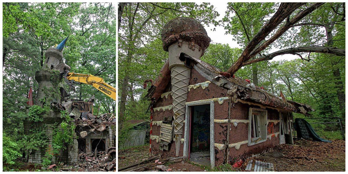 Bir zamanların rant alanı şimdilerde doğanın merhametine sığınıyor: Büyülü Orman