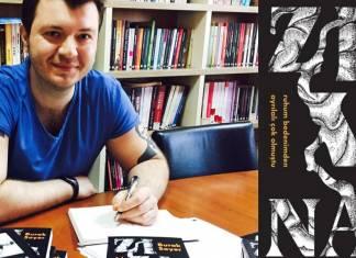 Burak Soyer'den sarsıcı bir otobiyografi: Zıvana