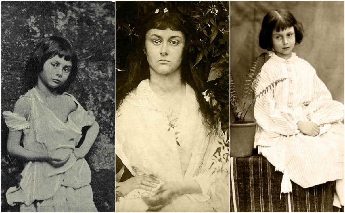Alice Harikalar Diyarında'ya ilham olan Alice Liddell'ın fotoğrafları