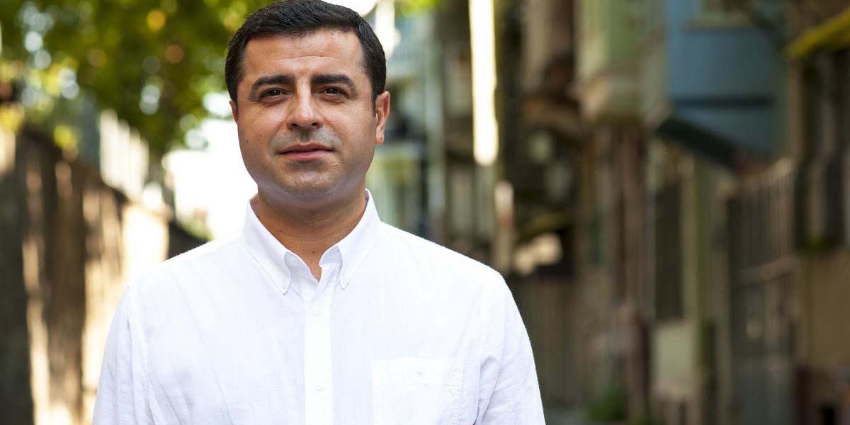 Cezaevi kullanma kılavuzu HDP'den Demirtaş'lı yeni