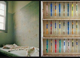 Sığınakların hayaletleri: Terk edilmiş akıl hastanelerinin rahatsız edici fotoğrafları