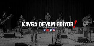 """Praksis Müzik Kolektifi'nden yeni ve """"Hayır""""lı albüm: Kavga Devam Ediyor"""
